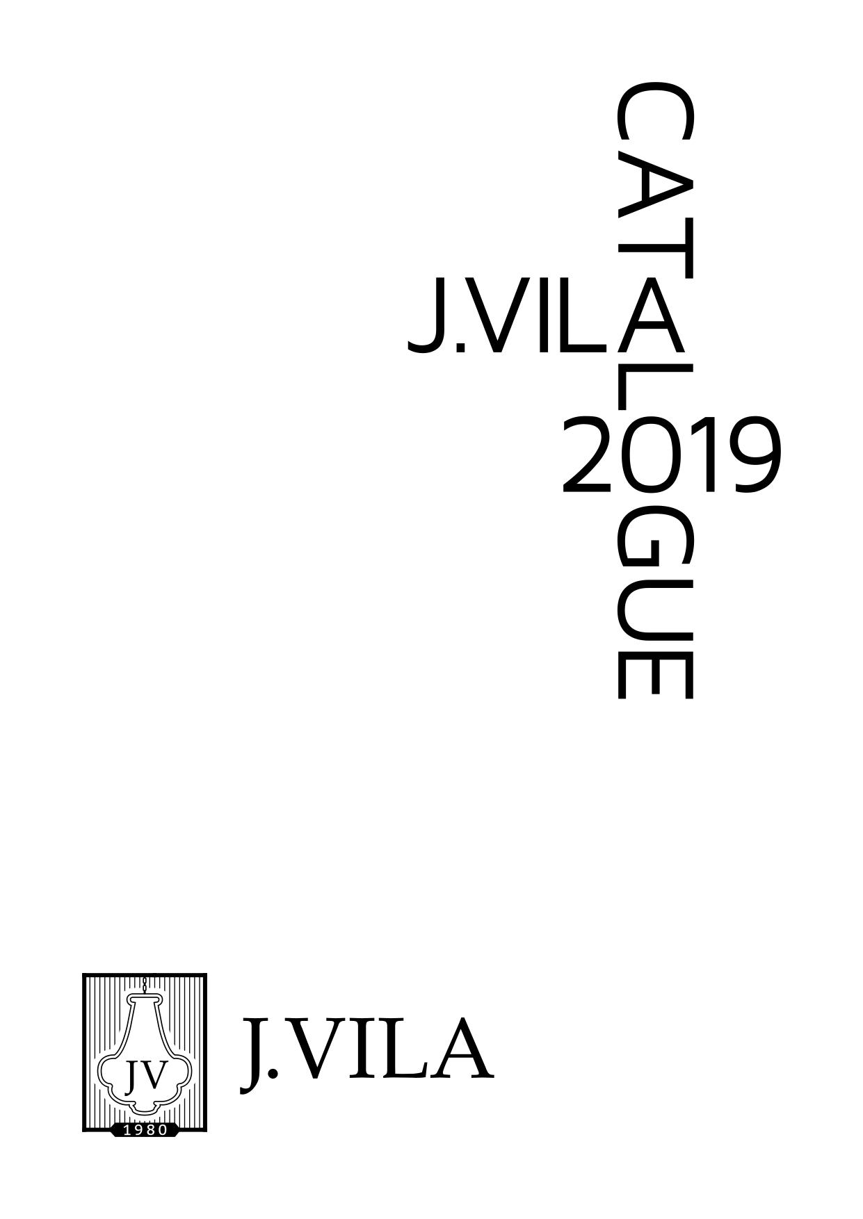 J. Vila Catalogue 2019 page 0001 - Catálogos