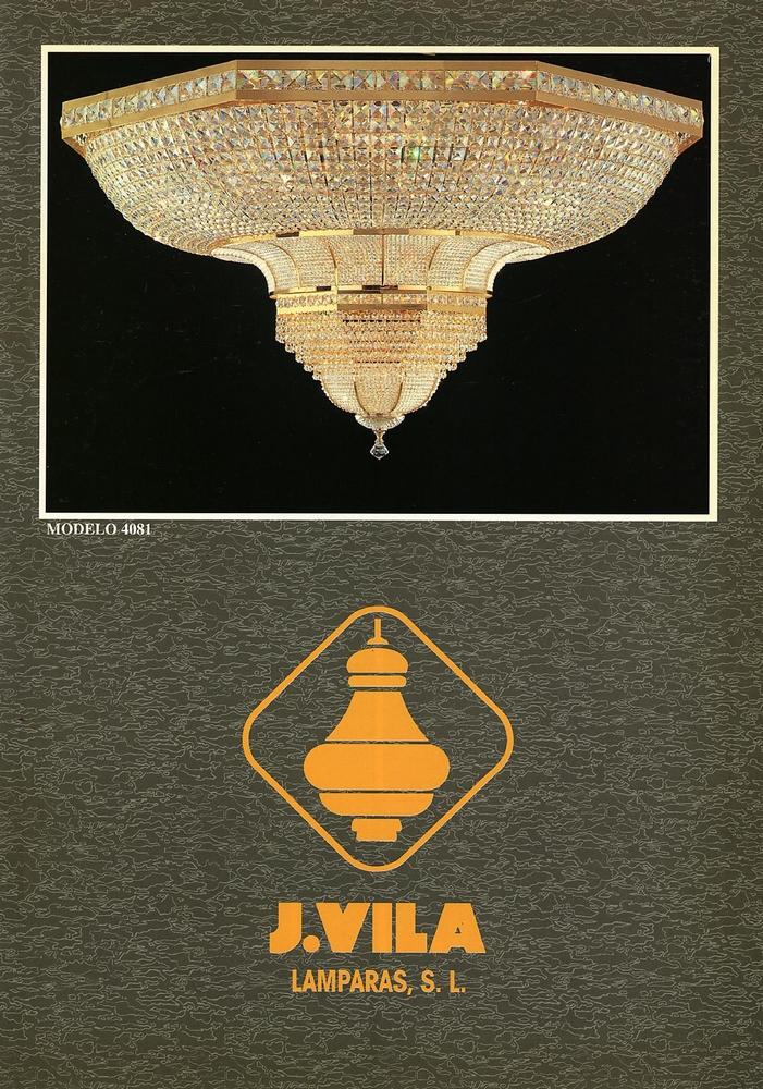 J. Vila Catalogue 1998 page 0001 - Catálogos