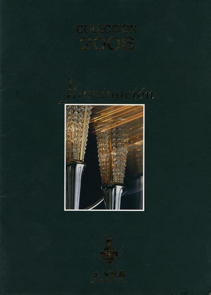 J. Vila Catalogue 2006 page 0001 - Catálogos