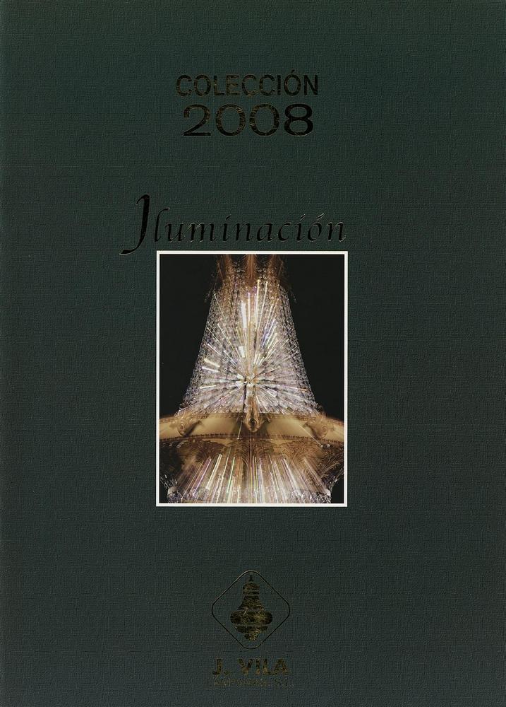 J. Vila Catalogue 2008 page 0001 - Catálogos